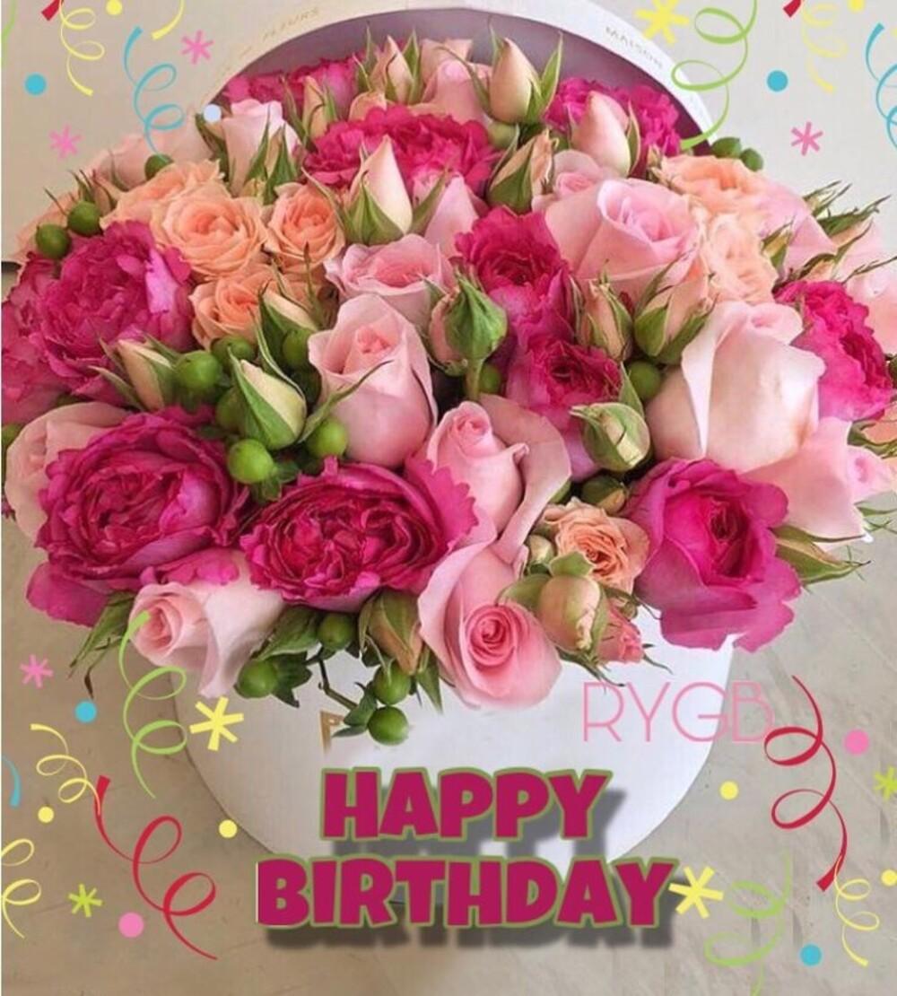 Cartoline di buon compleanno Pinterest 3