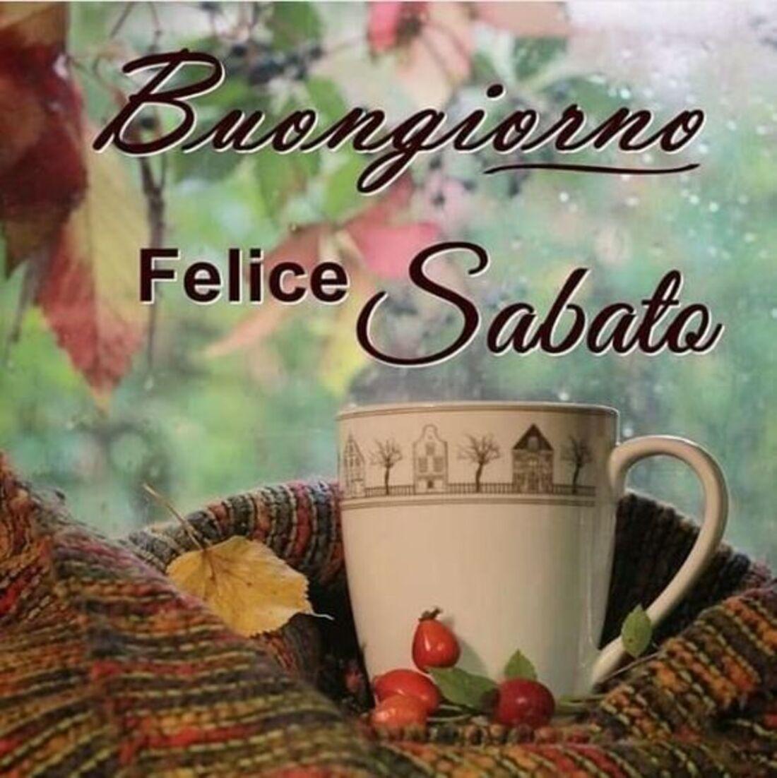 Il caffè è pronto buon sabato amici belli (8) - Buongiorni.it