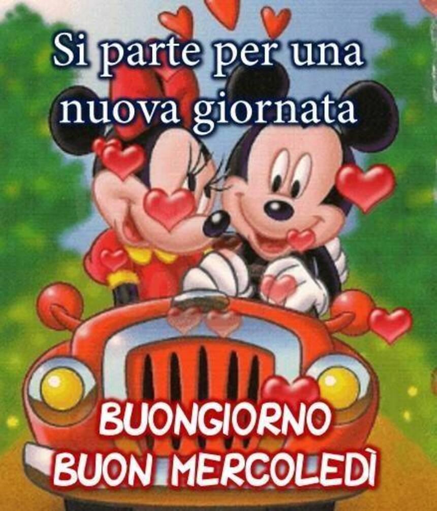 Immagini Disney di buon mercoledì (1)